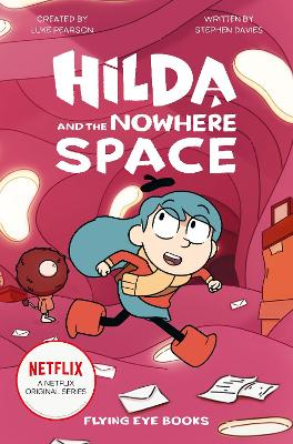 Hilda and the Nowhere Space book