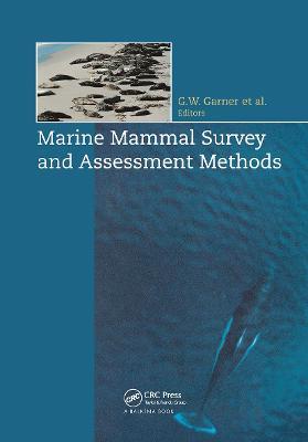Marine Mammal Survey and Assessment Methods by Steven C. Amstrup