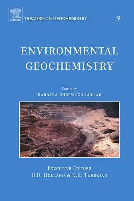 Environmental Geochemistry book