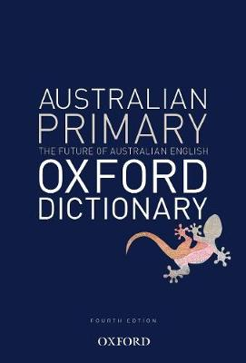 Australian Primary Oxford Dictionary book
