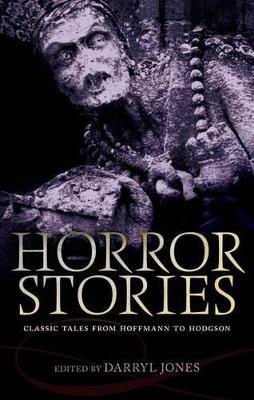 Horror Stories by Darryl Jones