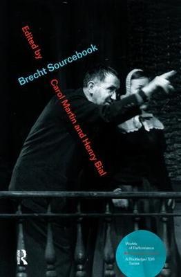 Brecht Sourcebook book