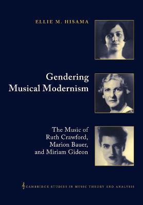 Gendering Musical Modernism book