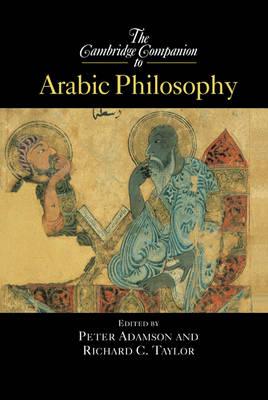 Cambridge Companion to Arabic Philosophy book