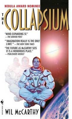 Collapsium by Wil McCarthy
