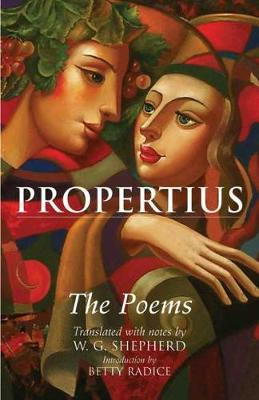 The Poems by Propertius