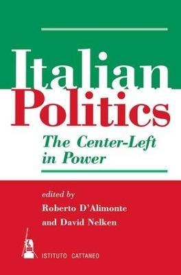 Italian Politics by Roberto D'alimonte