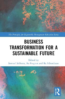 Business Transformation for a Sustainable Future book