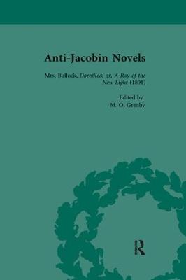Anti-Jacobin Novels, Part I, Volume 3 by W M Verhoeven