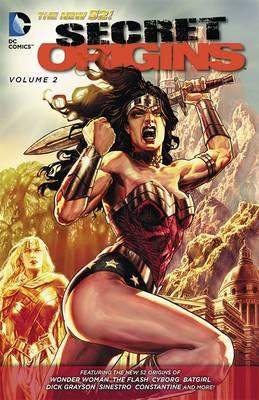 Secret Origins Volume 2 TP (The New 52) by Brian Azzarello