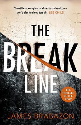 Break Line by James Brabazon