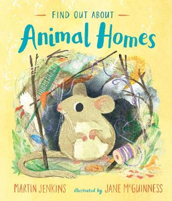 Find Out About ... Animal Homes book