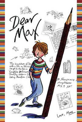 Dear Max by Sally Grindley