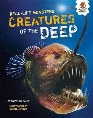 Creatures of the Deep by Matthew Rake