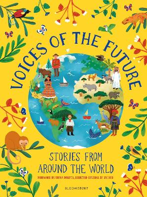 Voices of the Future: Stories from Around the World book
