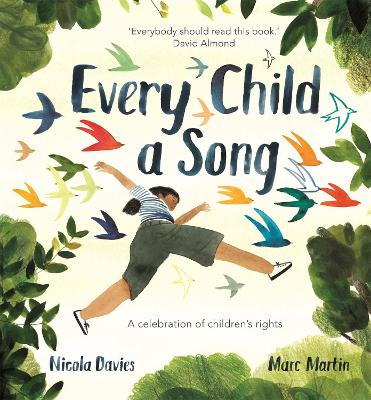 Every Child A Song by Nicola Davies