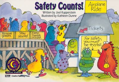 Safety Counts! by Joel Kupperstein
