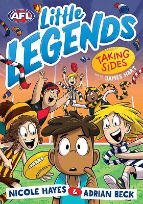 Taking Sides: AFL Little Legends #2 by Nicole Hayes
