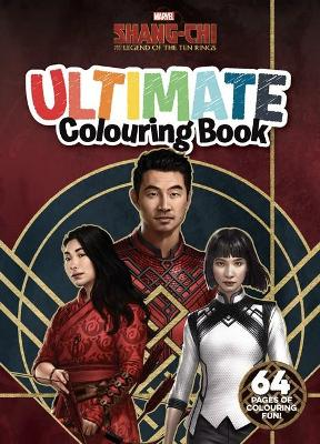 Shang-Chi Ultimate Colouring book