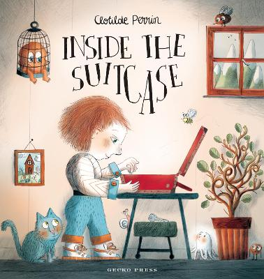 Inside the Suitcase by Clotilde Perrin
