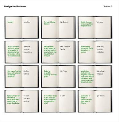 Design for Business  Volume 3 by Gjoko Muratovski