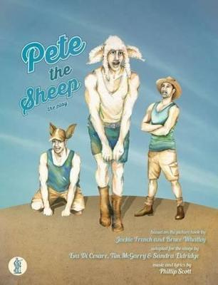 Pete the Sheep by EVA Di Cesare