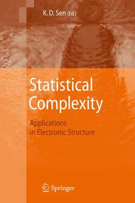 Statistical Complexity by K. D. Sen