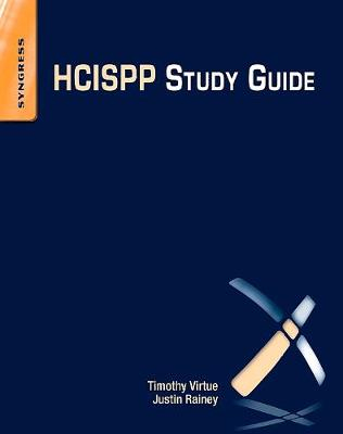 HCISPP Study Guide by Timothy M. Virtue