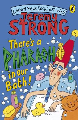 There's A Pharaoh In Our Bath! book