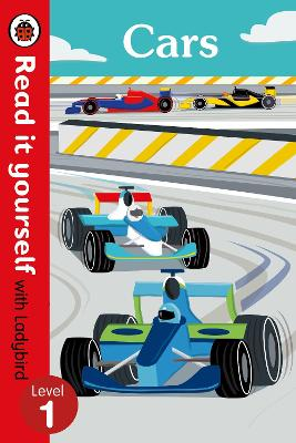 Cars - Read It Yourself with Ladybird (Non-fiction) Level 1 book