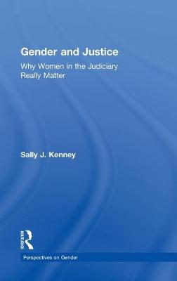 Gender and Justice by Sally J. Kenney