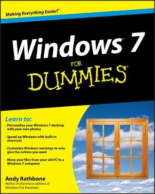 Windows 7 for Dummies (R) by Andy Rathbone