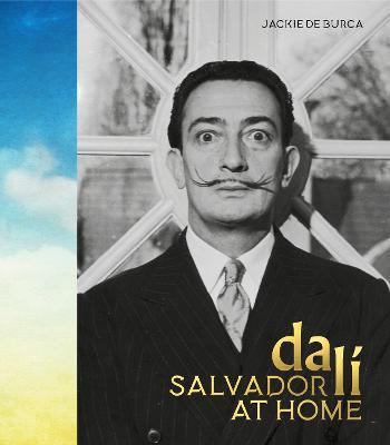 Salvador Dali at Home book