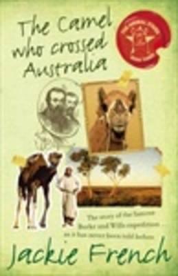 Camel Who Crossed Australia book
