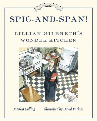 Spic-and-span! book