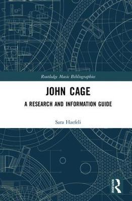 John Cage book