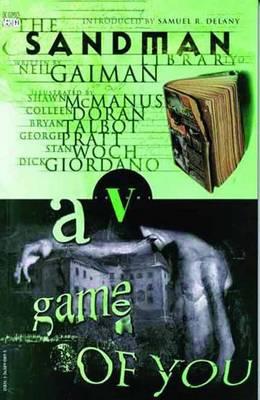 Sandman TP Vol 05 A Game Of You New Ed by Neil Gaiman
