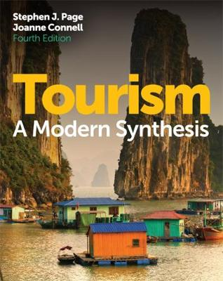 Tourism: A Modern Synthesis (with CourseMate and eBook Access Card) by Stephen J. Page