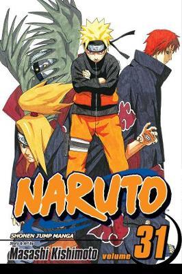 Naruto, Vol. 31 by Masashi Kishimoto