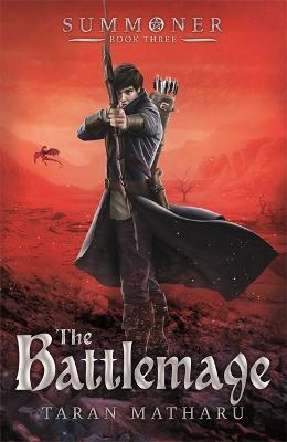 Summoner: The Battlemage by Taran Matharu