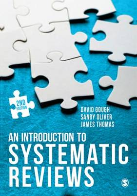 An Introduction to Systematic Reviews by David Gough