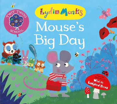 Mouse's Big Day book