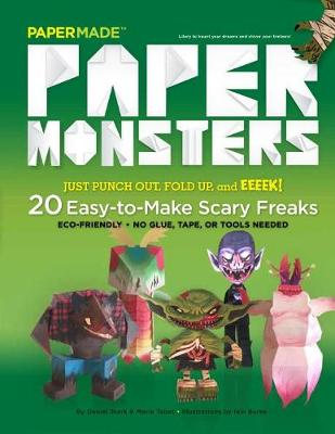 Paper Monsters by PaperMade