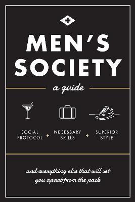Men's Society book