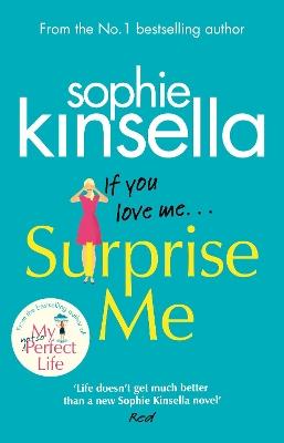 Surprise Me by Sophie Kinsella