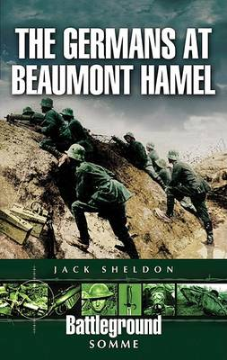 Germans at Beaumont Hamel by Jack Sheldon