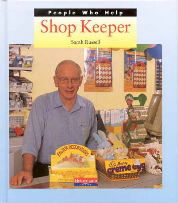 Shop Keeper by Sarah Russell