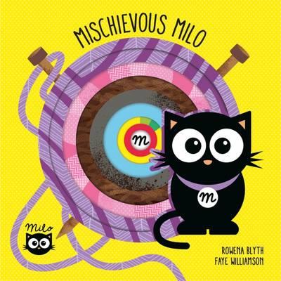 Mischievous Milo book