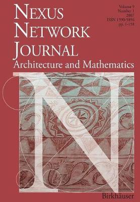 Nexus Network Journal 9,2 by Kim Williams