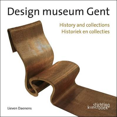 Design Museum Gent History and Collections book